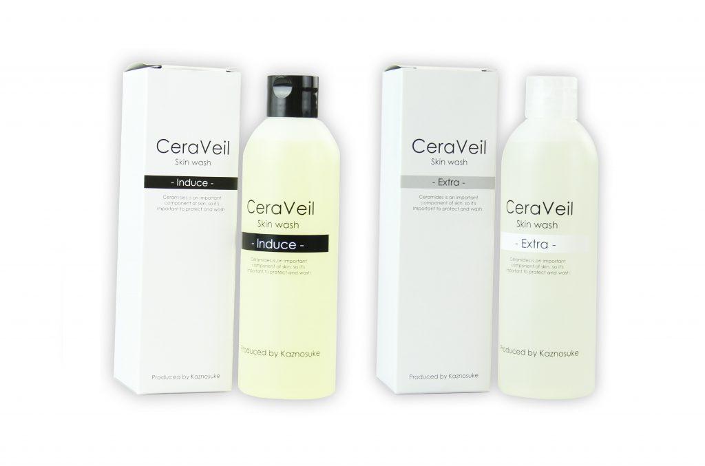 CeraVeil Skinwash の紹介