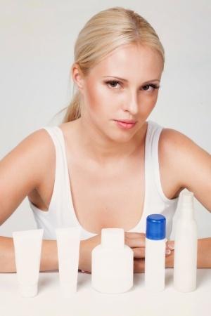 化粧品のストレス