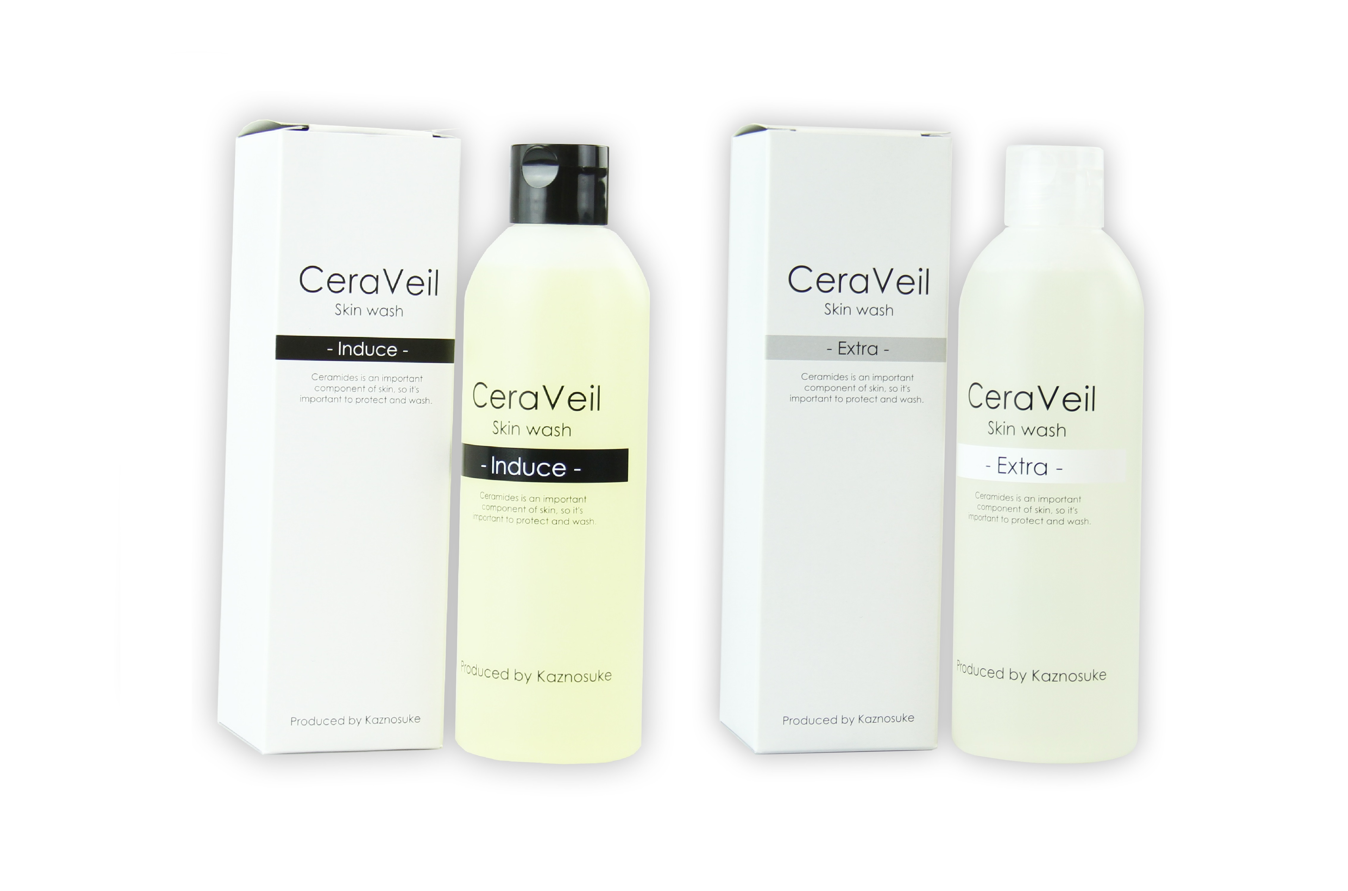 『CeraVeil Skinwash』 の紹介と解説