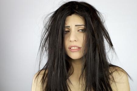 セッケン(石鹸)シャンプーが髪に合わないのは ~毛髪の構造と石鹸の性質~