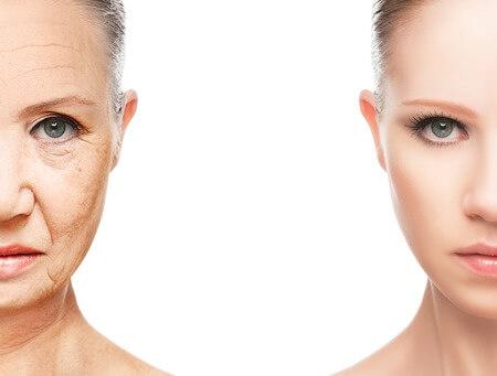 アンチエイジング効果が老化を促進する…?