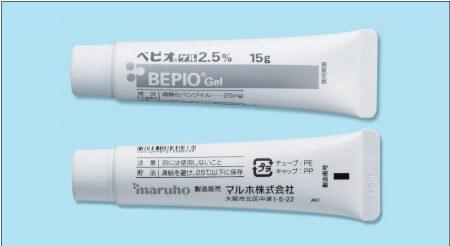 最強のニキビ薬!? 殺菌×ピーリングの『ベピオゲル』について