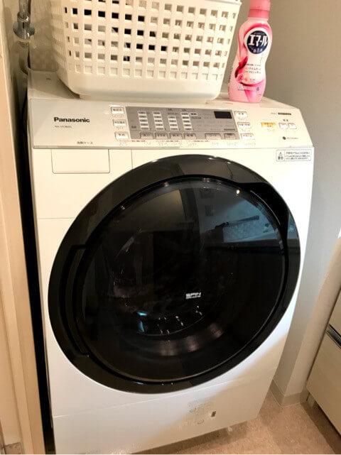 敏感肌におすすめ?!【ドラム式洗濯乾燥機】買いました(^^)ゞ