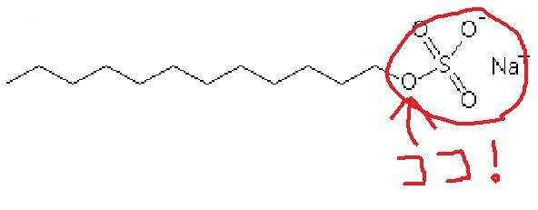 構造から洗剤の刺激を予想する方法について(超・マニア向け)