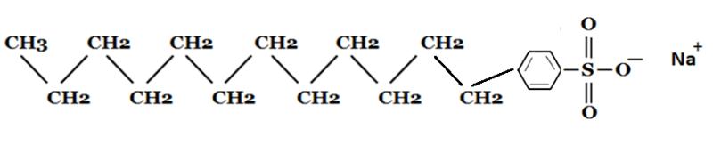 ラウリルベンゼンスルホン酸Naについて