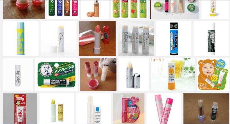 唇荒れの原因とリップクリームの選び方