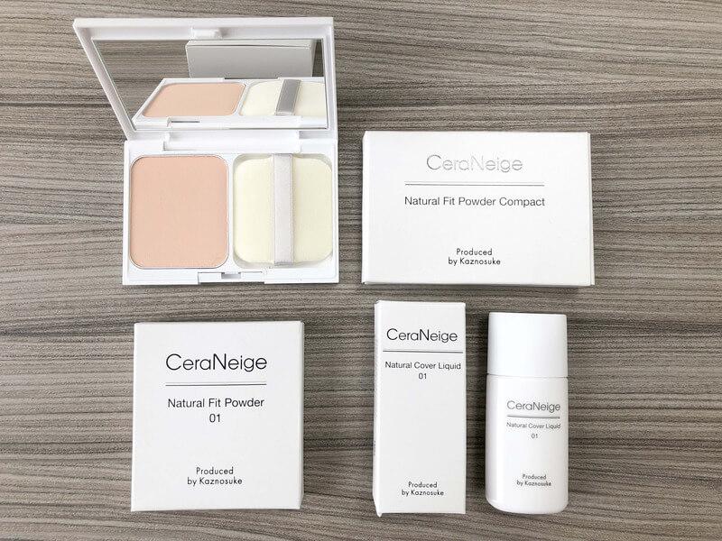 【CeraLabo】敏感肌向けファンデーション2種が8月20日に発売決定!価格・成分情報も公開!